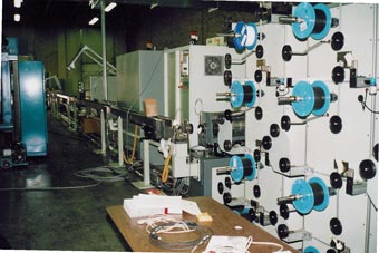 Second Coating Line